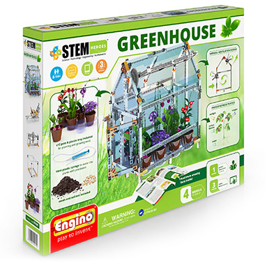 Engino Green House