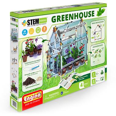 Engino Green House