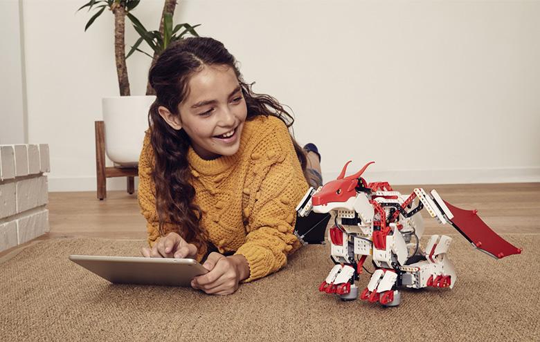 UBTECH JIMU Robot Mythical Series: Firebot Kit