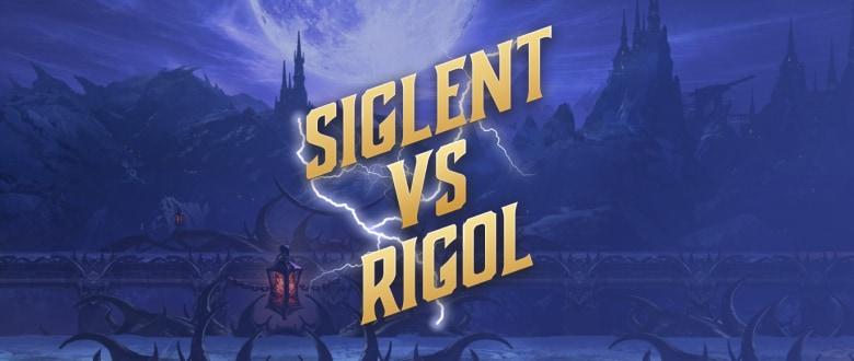 Siglent vs Rigol