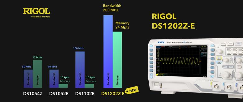 RIGOL DS1202Z-E