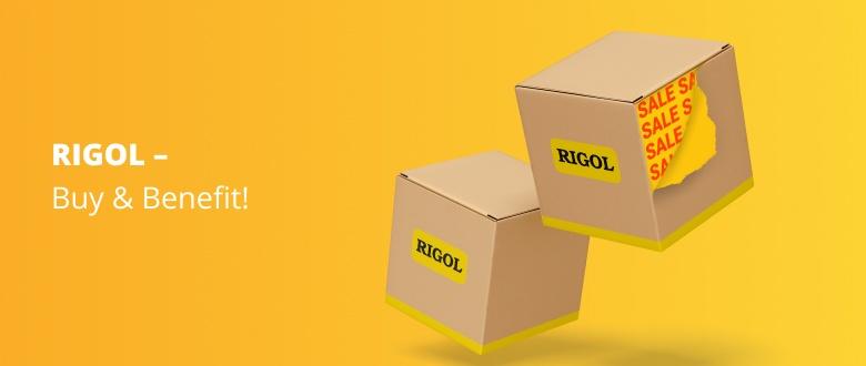 RIGOL New Arrivals