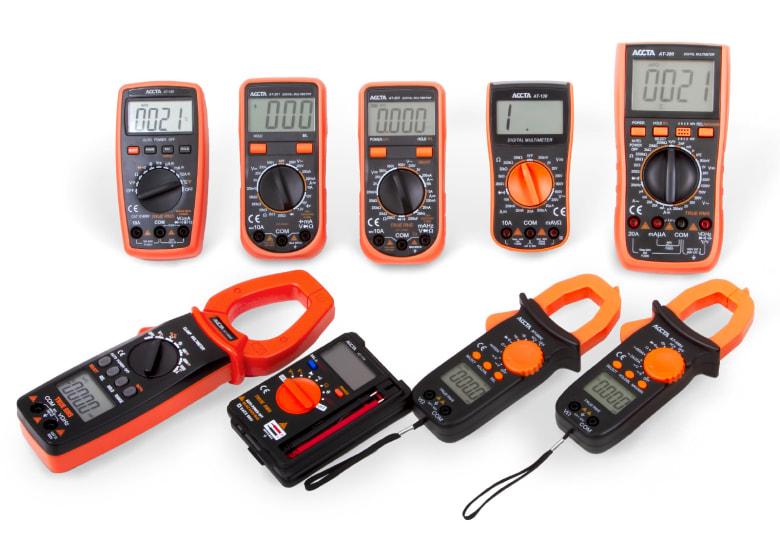Accta вимірювальне обладнання