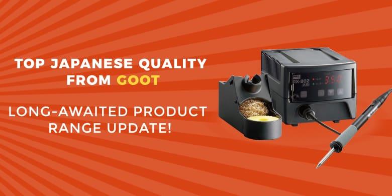 Goot Product Update