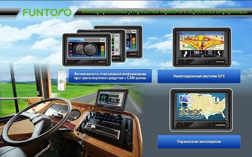 Мультимедийная система Funtoro
