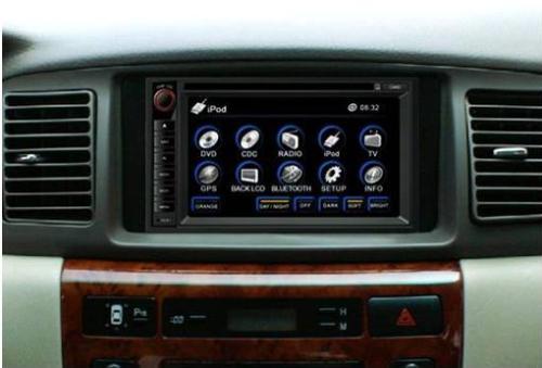Мультимедийная система FlyAudio