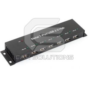 USB-хаб на 7 портов