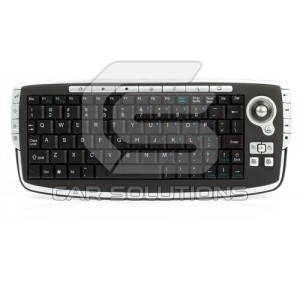 Беспроводная клавиатура с трекболом