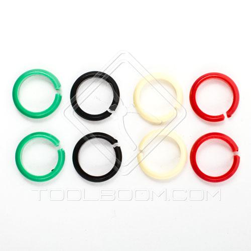Coloured identification rings  for Hantek DSO1060 Handheld Oscilloscope
