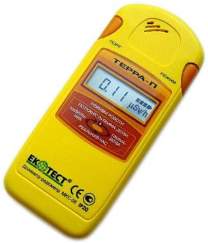 Дозиметри-радіометри