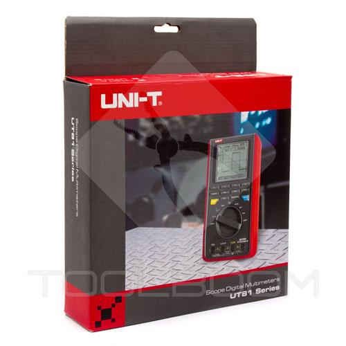UNI-T UT81C Scope Multimeter Package