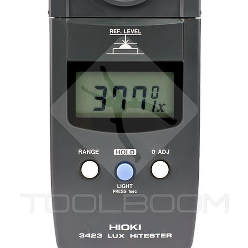 HIOKI LUX HiTESTER 3423 Digital Lux Meter