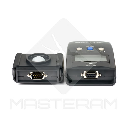 З'єднувальний роз'єм RS 232 цифрового люксметра HIOKI LUX HiTESTER 3423