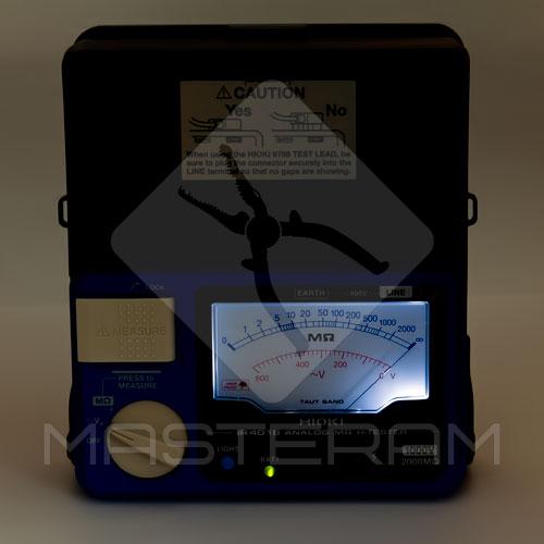 Дисплей мегаомметра HIOKI IR4018-20