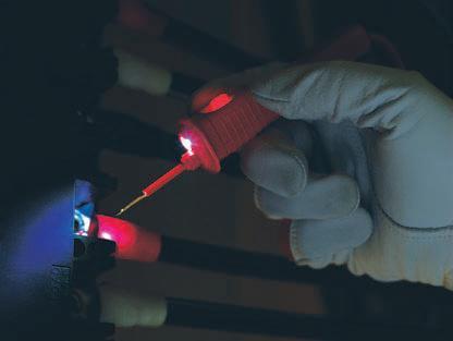 Вимірювальний щуп для мегаомметра HIOKI IR4018-20 с подсветкой