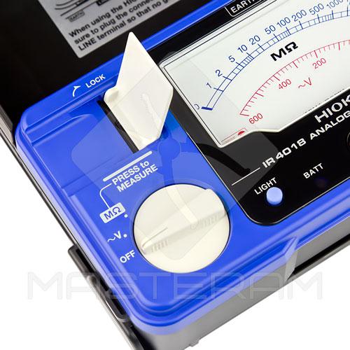 Перемикач режимів мегаомметра HIOKI IR4018-20