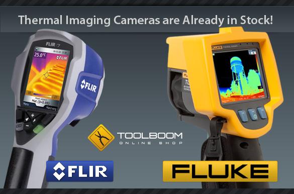 Thermal Imaging Cameras at ToolBoom