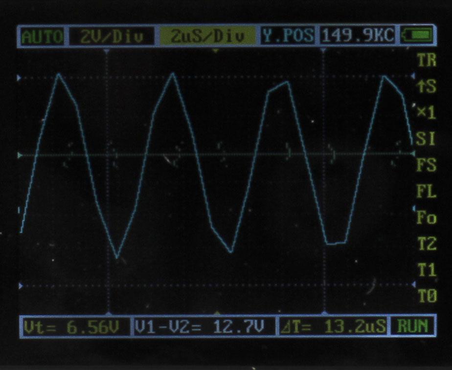 DSO Nano 201 Portable Digital Oscilloscope