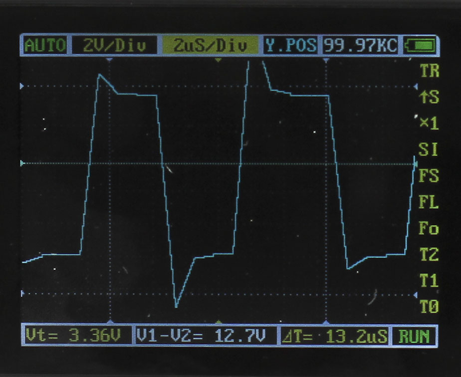 DSO Nano 201 Pocket-Sized Digital Oscilloscope