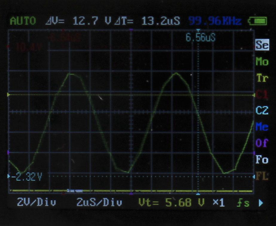 DSO Nano DSO201 Arm USB Oscilloscope