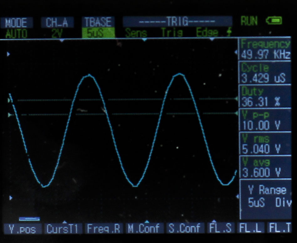 DSO Nano DSO201 Portable Oscilloscope