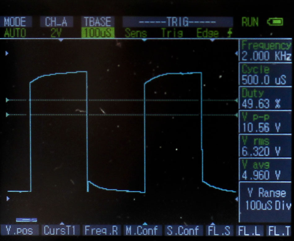 DSO Nano DS0201 Handheld Oscilloscope