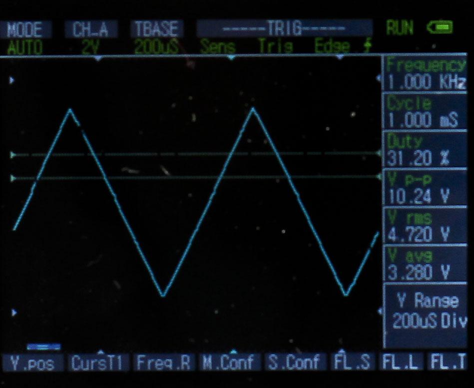DSO Nano DSO201 Handheld Digital Oscilloscope