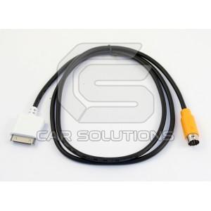 9-контактный док-кабель для iPod / iPhone Dension IPO5DC9