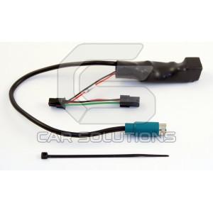 Усилитель мощности питания iPod / iPhone Dension IPB0DIN с коннектором 4 Pin