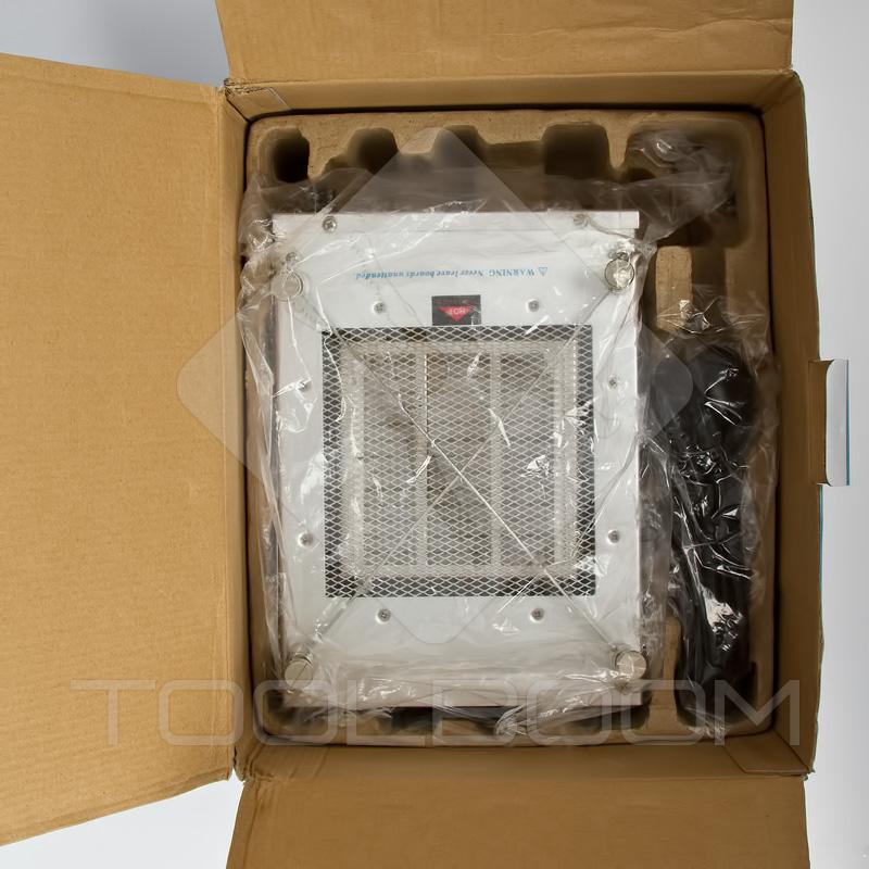 AOYUE Int 853A IR Preheater Packaging