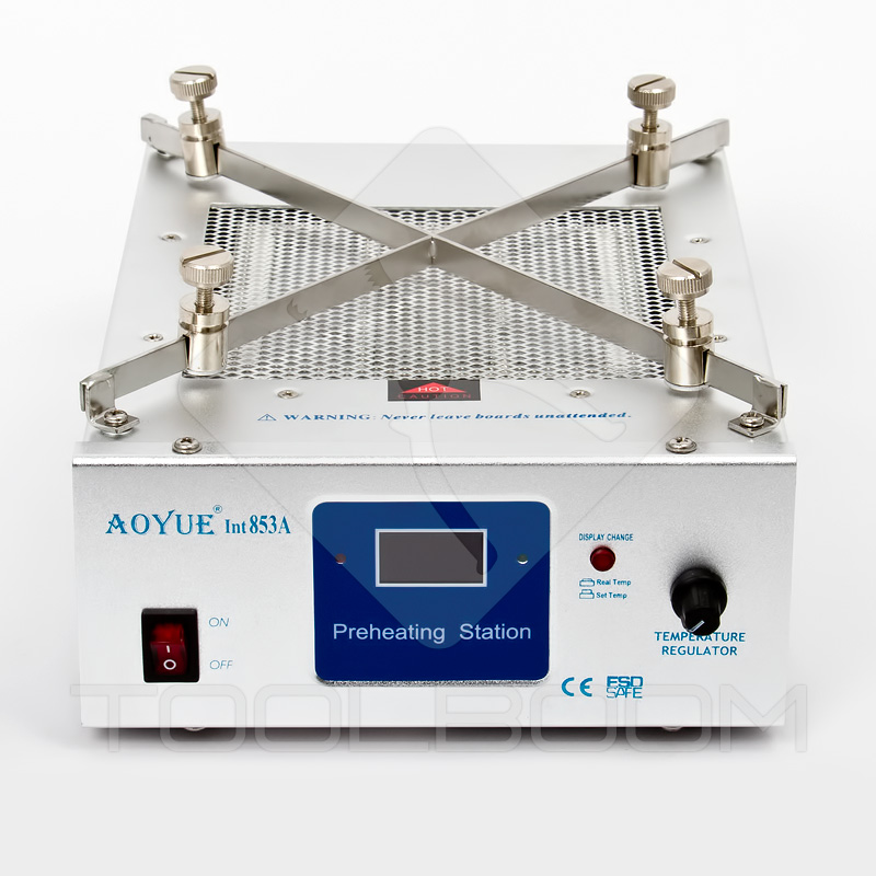 AOYUE Int 853A Infrared Preheating Station Control Panel