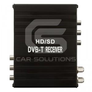 Автомобильный цифровой DVB-T-тюнер