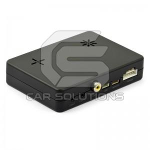 3-канальный автомобильный видеорегистратор с GPS Smarty BX3000