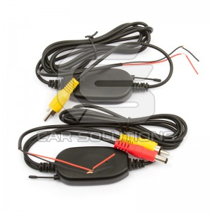 car camera transmitter and receiver