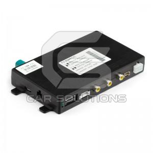 Автомобильный видеоинтерфейс для BMW c системой CIC (с круглым коннектором)