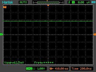 Осциллограммы снятые цифровым осциллографом Hantek DSO8060