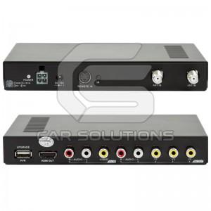 Автомобильный цифровой DVB-T-тюнер с функцией записи