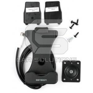 Автомобильный держатель-зарядка для iPhone / iPod Dension IP51CR9t
