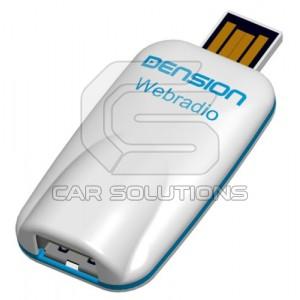 Адаптер для интернет-радио в машине Dension IRD10GEN