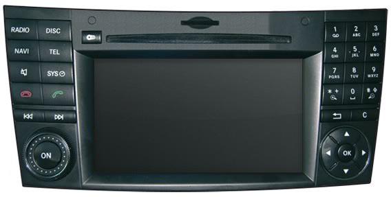 Головное устройство Mercedes-Benz Comand NTG2.5