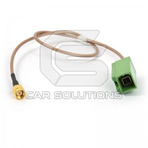 Адаптер для подключения навигационного блока CS9100 к штатной GPS-антенне