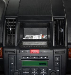 Land Rover Freelander 2 до установки монитора