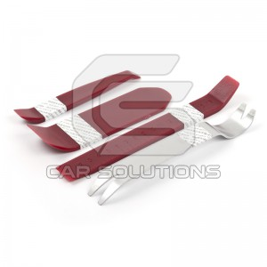 Набор инструментов для снятия обшивки (4 предмета)