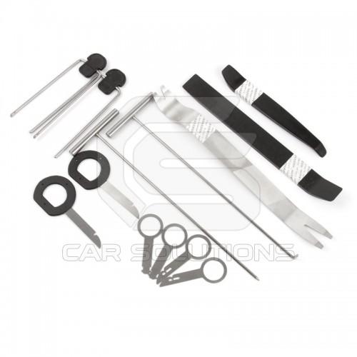 Набор инструментов для снятия обшивки (13 предметов)