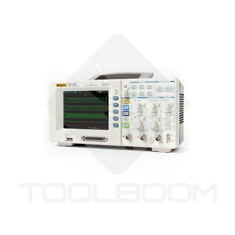 Osciloscopio digital RIGOL DS1102D