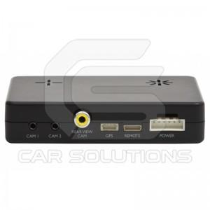 Выходы автовидеорегистратора на 4 камеры