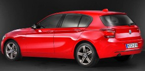 BMW F20 2012