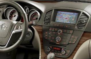 Головное устройство Opel Insignia