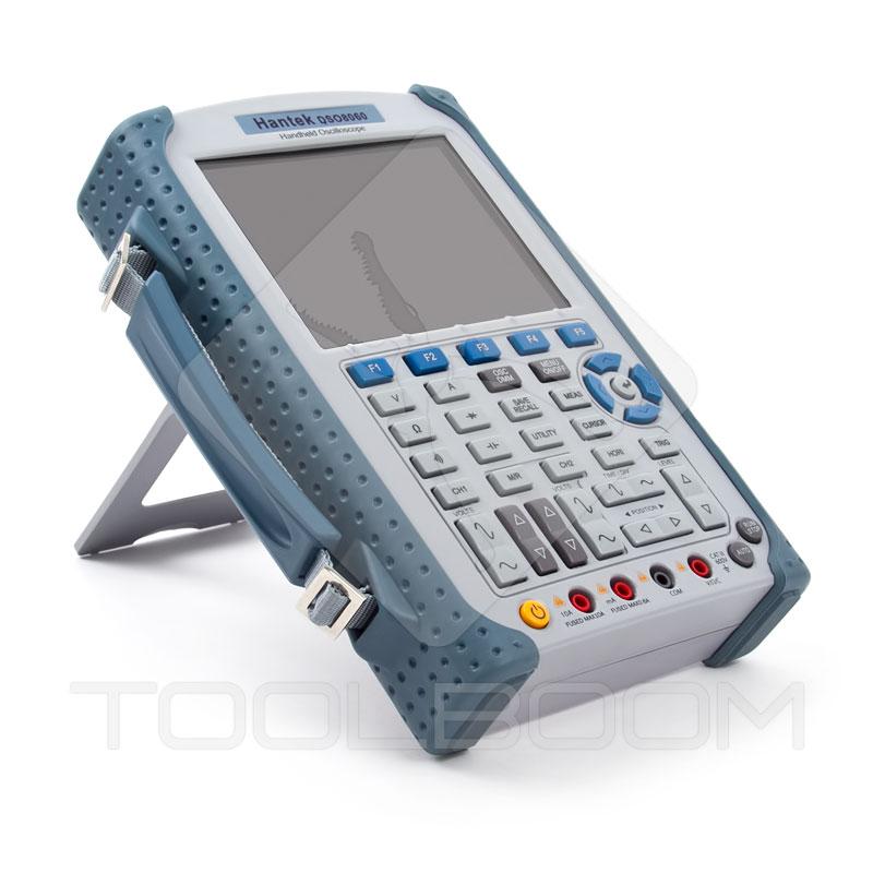 Osciloscopio digital Hantek DSO8060