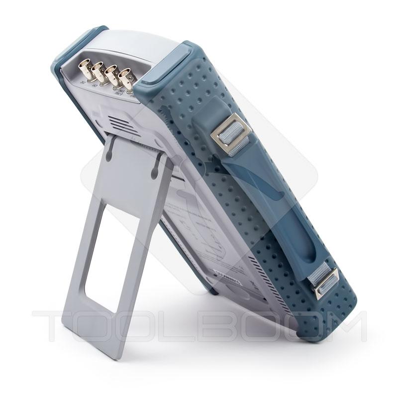 Osciloscopio digital Hantek DSO8060 - asa y soporte